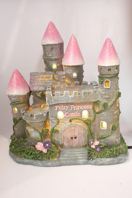 FAIRY HOUSE NIGHT LIGHT - CASTLE