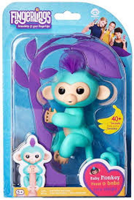 FINGERLINGS BABY MONKEY - ZOE