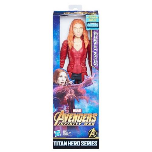 AVENGERS 12 INCH INFINITY WAR - SCARLET WITCH