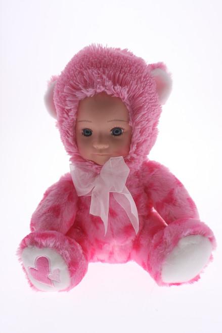 FUR BABY - MEOW PINK CAT
