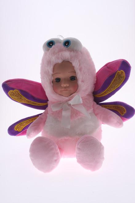 FUR BABY - CHLOE PINK DRAGONFLY