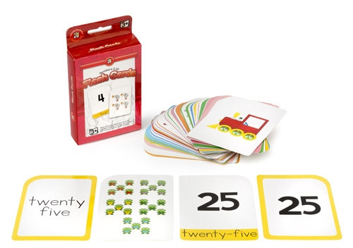 FLASHCARDS - NUMBERS 0-30