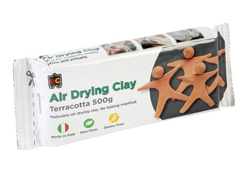 AIR DRYING CLAY TERRACOTTA 500G