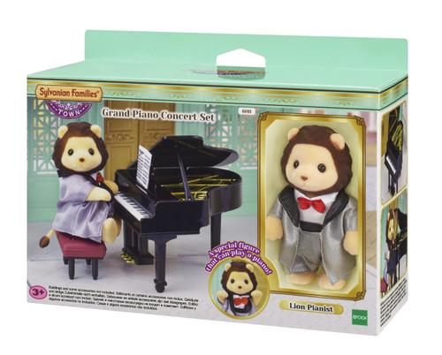 SF - GRAND PIANO CONCERT SET