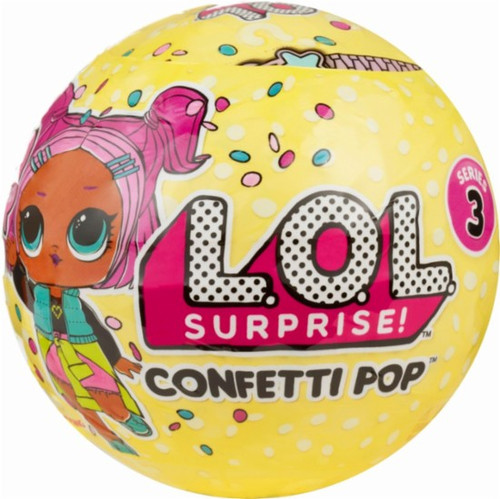 LOL SURPRISE CONFETTI POP