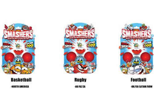 ZURU SMASHERS S1 - 3 PACK