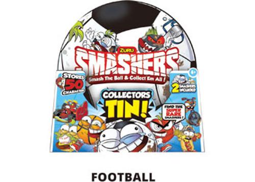 ZURU SMASHERS S1 - FOOTBALL TIN