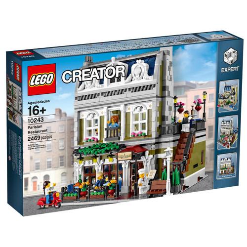LEGO CREATOR EXPERT - PARISIAN RESTAURANT