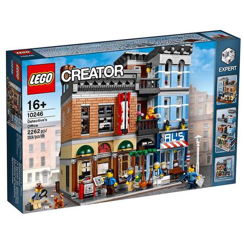 LEGO CREATOR EXPERT - DETECTIVES OFFICE