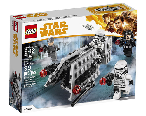LEGO STAR WARS - IMPERIAL PATROL BATTLE PACK