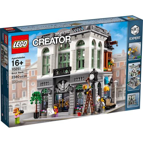 LEGO CREATOR EXPERT - BRICK BANK