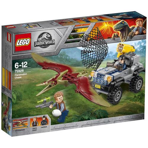 LEGO JURASSIC WORLD - PTERANODON CHASE