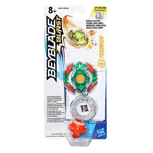 BEYBLADE SINGLE TOP - YEGDRION