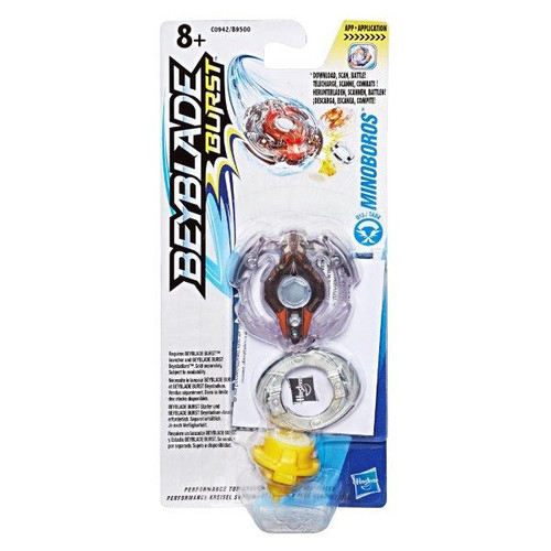 BEYBLADE SINGLE TOP - MINOBOROS