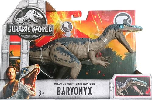 JURASSIC WORLD SOUND DINO - BARYONYX