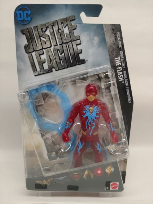 JUSTICE LEAGUE 6 INCH FIGURE - THE FLASH