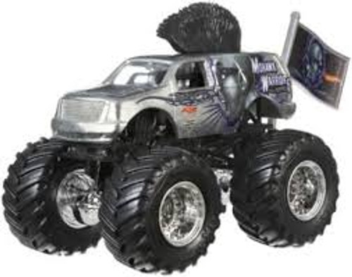 HOT WHEELS MONSTER JAM 1:64 - MOHAWK WARRIOR