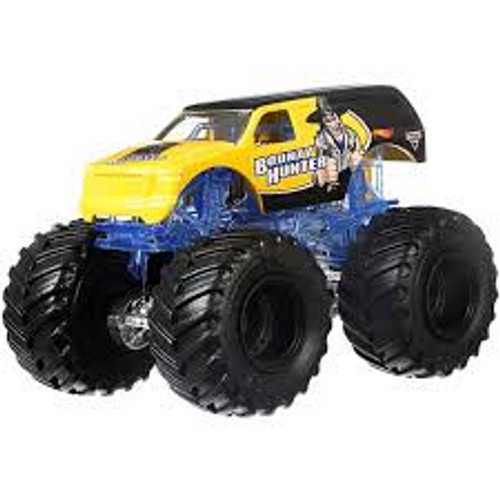 HOT WHEELS MONSTER JAM 1:64 - BOUNTY HUNTER