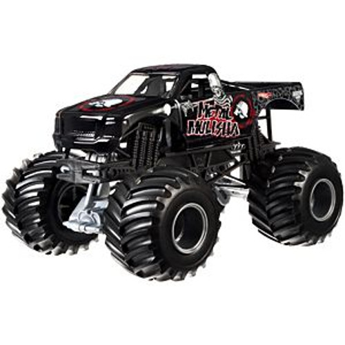 HOT WHEELS MONSTER JAM 1:64 - METAL MULISHA