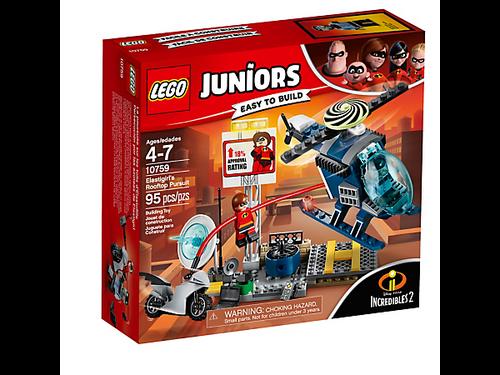 LEGO JUNIORS - ELASTIGIRLS ROOFTOP PURSUIT