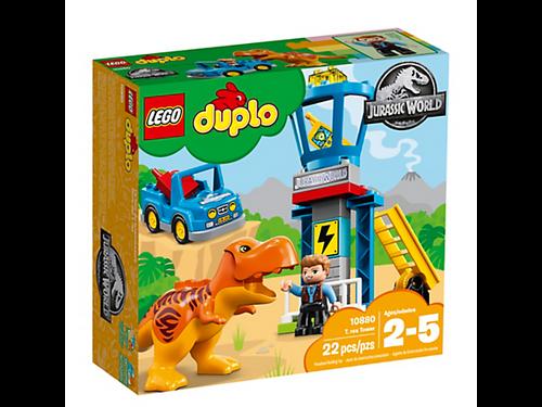 LEGO DUPLO - T-REX TOWER