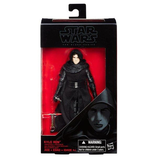 SW E7 BLACK SERIES 6 INCH FIGURE - KYLO REN # 26