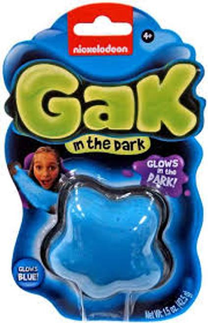 MINI GAK GLOW IN THE DARK - BLUE