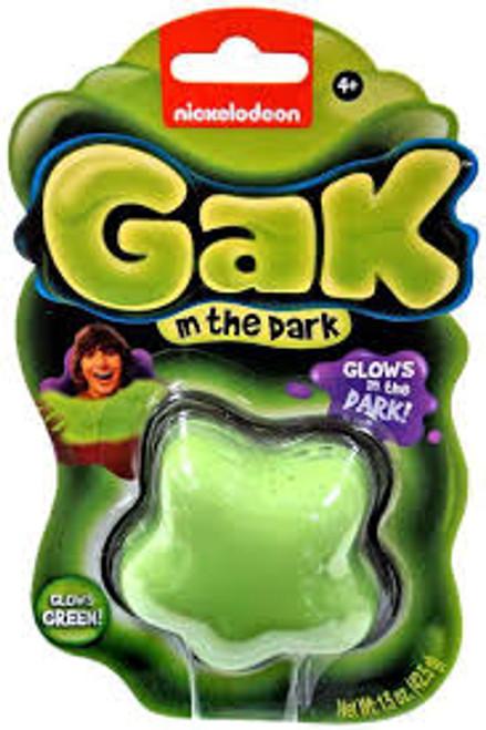 MINI GAK GLOW IN THE DARK - GREEN