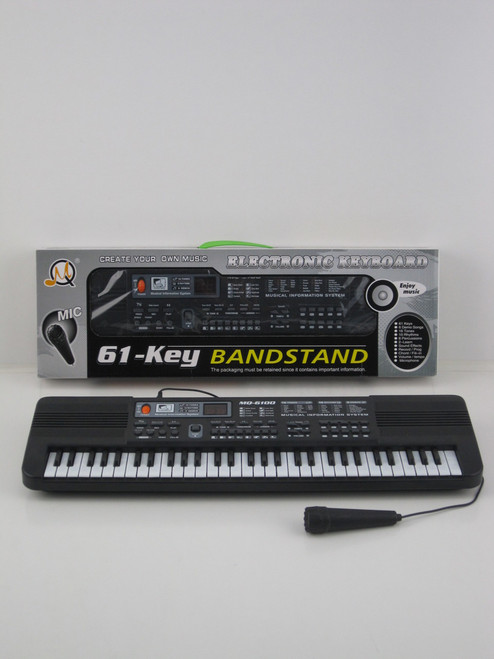 6100 BANDSTAND 61 KEY KEYBOARD