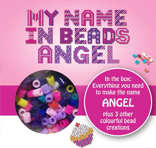 NAME BEADS - ANGEL
