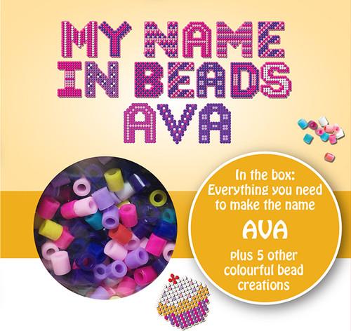 NAME BEADS - AVA