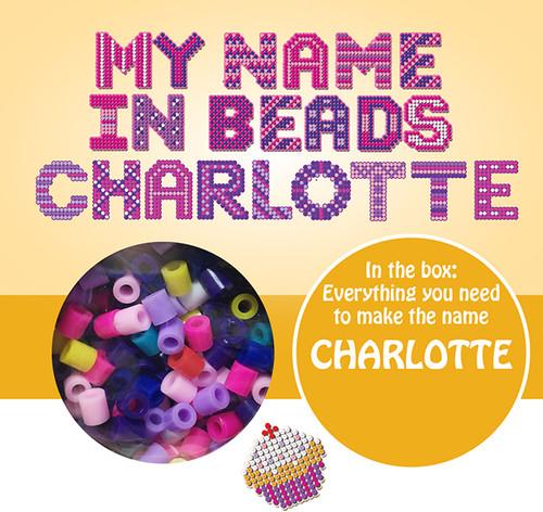 NAME BEADS - CHARLOTTE