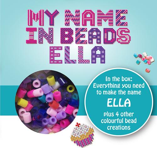 NAME BEADS - ELLA