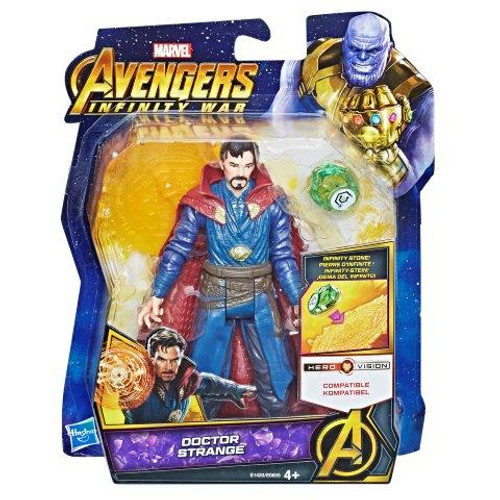 AVENGERS 6 INCH - DOCTOR STRANGE WITH STONE