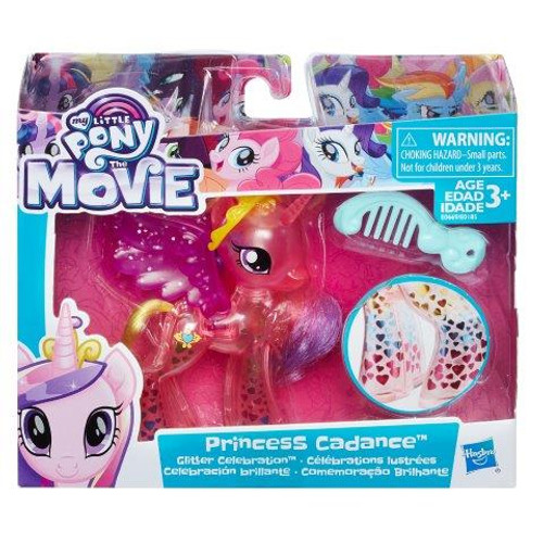 MY LITTLE PONY GLITTER CELEBRATION - PRINCESS CADANCE