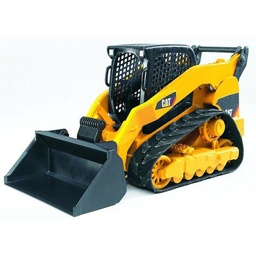 BRUDER - CAT COMPACT TRACK LOADER 1:16 SCALE