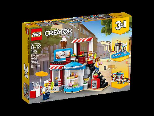 LEGO CREATOR - MODULAR SWEET SURPRISES