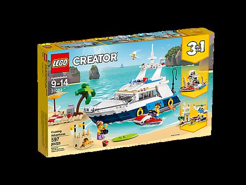 LEGO CREATOR - MOBILE STUNT SHOW