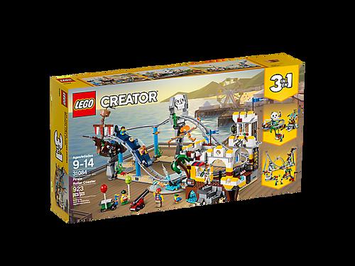 LEGO CREATOR - PIRATE ROLLER COASTER