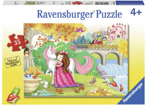 RAVENSBURGER - AFTERNOON AWAY PUZZLE 35 PCE