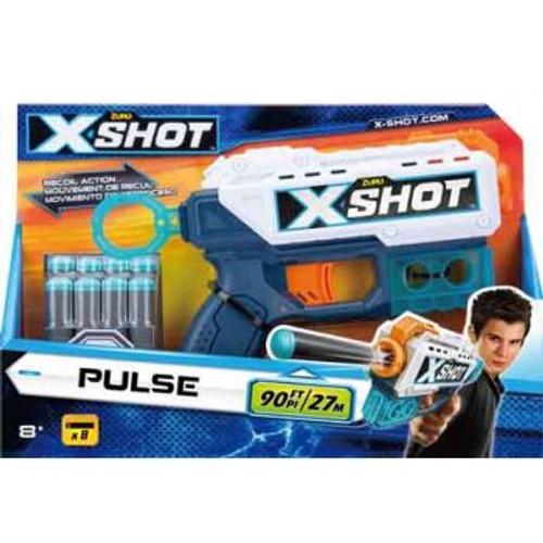 ZURU XSHOT EXCEL - PULSE RECOIL ACTION
