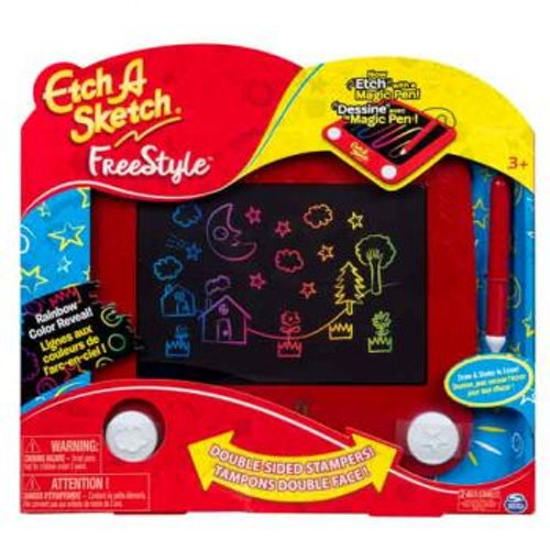 ETCH A SKETCH FREESTYLE