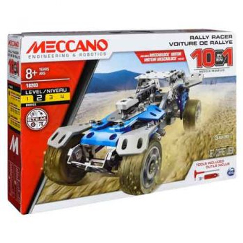 MECCANO MULTI-MODEL 10 SET - MOTORISED TRUCK
