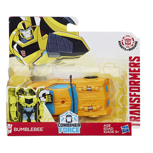 TRANSFORMERS ONE-STEP-CHANGER - BUMBLEBEE