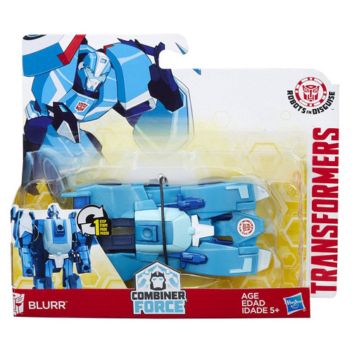 TRANSFORMERS ONE-STEP-CHANGER - BLURR