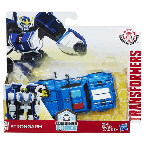 TRANSFORMERS ONE-STEP-CHANGER - STRONGARM