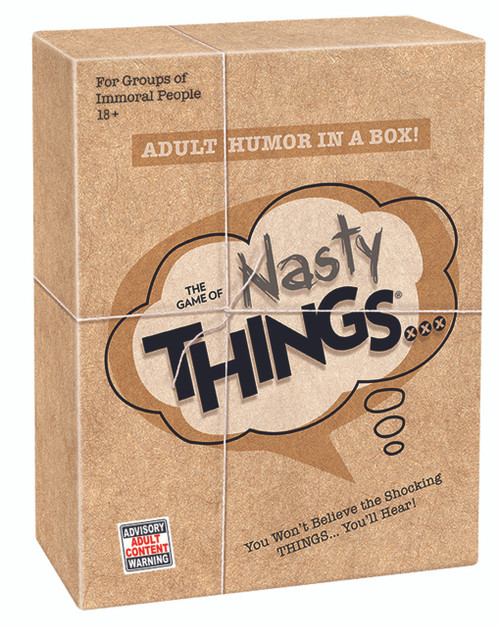 GAME OF NASTY THINGS