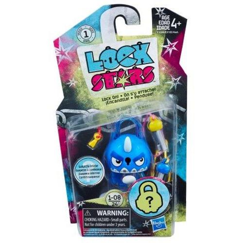 LOCK STARS SERIES 1 BASIC PACK - RHINO
