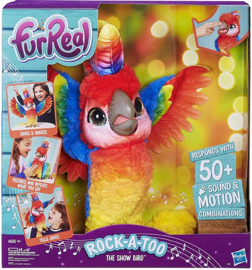 FURREAL FRIENDS - ROCK A TOO THE SHOWBIRD