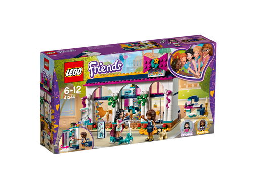 LEGO FRIENDS - ANDREAS ACCESSORIES STORE